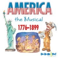 "Cover art for ""America the Musical"""